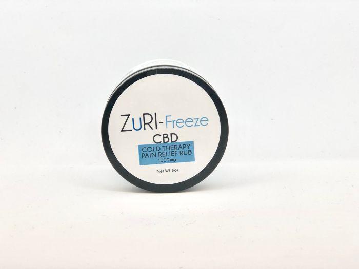 ZuRI™ Z-Freeze Rub