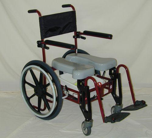 Advanced Folding Shower/Commode Chair, Model 922