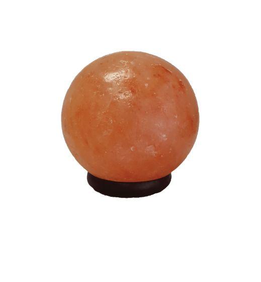 Himalayan Salt Stone Massage™ Globe Lamp Medium 7