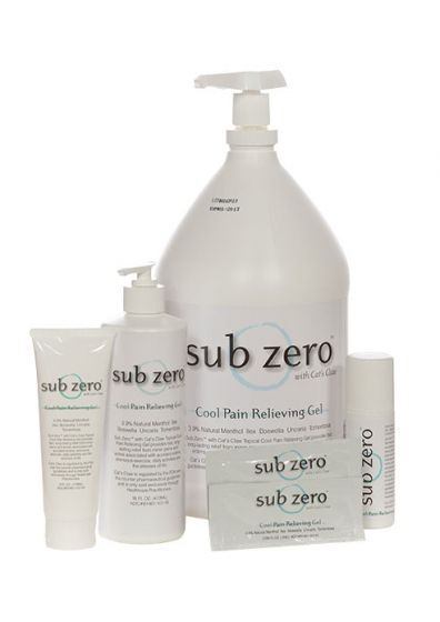 Subzero™ Cool Pain Relieving Gel