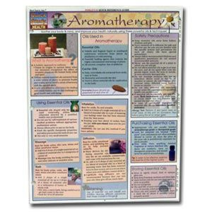 Aromatherapy Quick Reference Guide