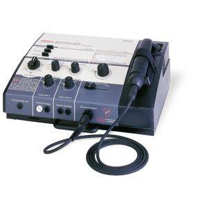 Amrex Synchrosonic Us/54 Combination Ultrasound/Low Volt Ac Stimulator