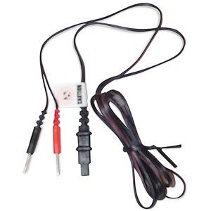 Tens Unit Lead Wires - Flat Pin Connector