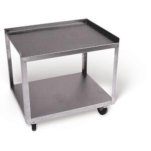 Stainless Steel Cart With 2 Shelves - Model Mc221
