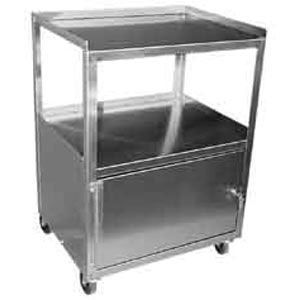 Stainless Steel Cabinet Cart 16