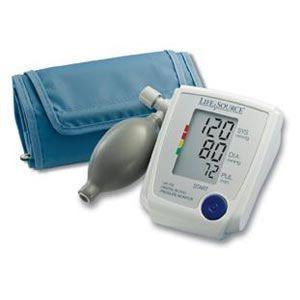 Advanced Manual Inflate Blood Pressure Monitor