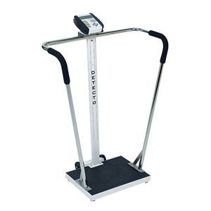 Waist-High Bariatric Scale