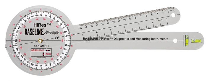 Baseline Absolute Axis Hi-Res 12