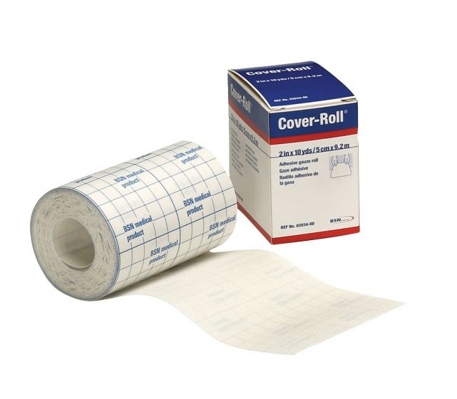 Leukotape Coverroll Stretch 2X10yd, Roll