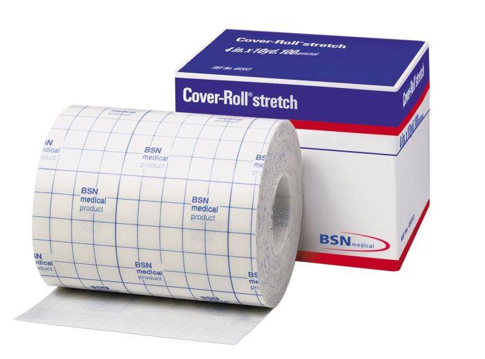 Leukotape Coverroll Stretch 4X10yd, Roll
