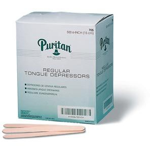 Tongue Depressors, Senior 6
