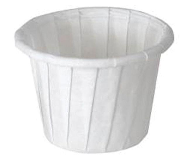 Paper Souffle Cup- 3/4 Oz, 250/Box