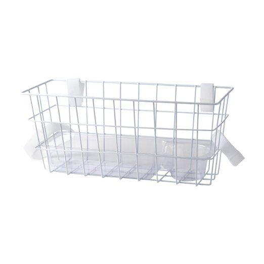 Walker Basket W/Plastic Insert
