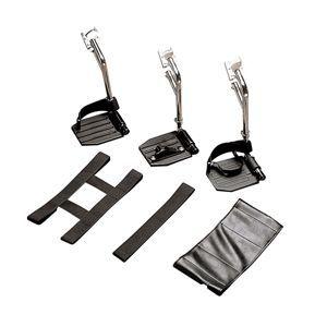 Heel Loops For Wheelchairs