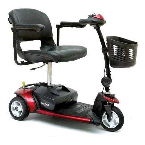 Go-Go Elite Traveller 3 Wheel Mobility Scooter