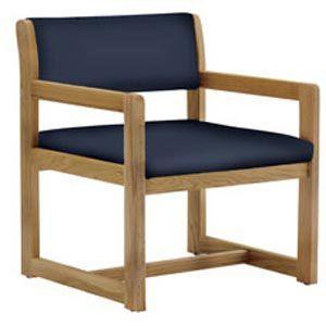 Hausmann Bariatric Arm Chair