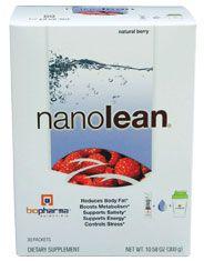 Biopharma Nanolean 10.58 Oz 30 Svgs