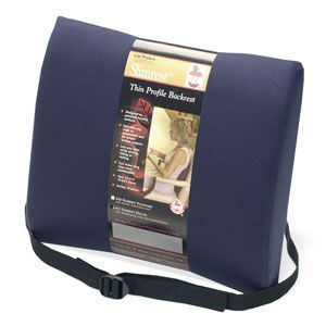 Core Deluxe Slimrest Backrest