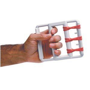 Cando Rubber-Band Hand Exerciser
