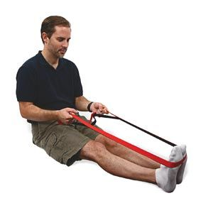 Cando Dynamic Stretching Exercise Strap