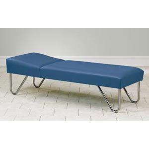 Chrome Leg Couch 27