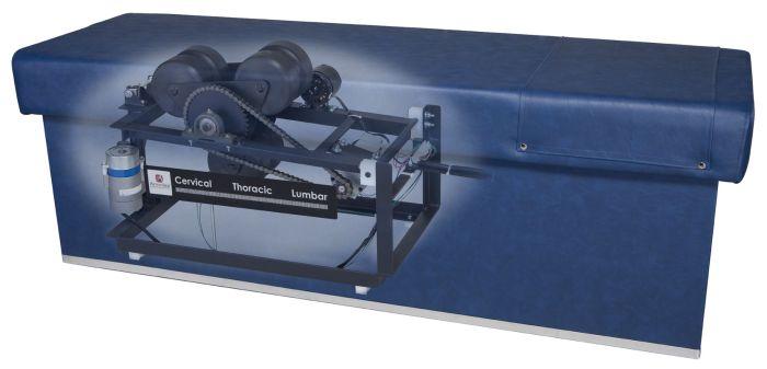 Quantum 400P Intersegmental Traction Table W/Assist Bar