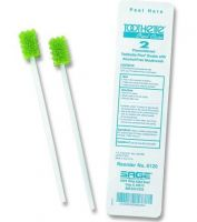Toothette Plus Oral Swabs with Mouth Refresh Solution