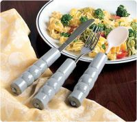 Spr Weighted Utensils for Tremors - Weighted Silverware & Eating Utensils