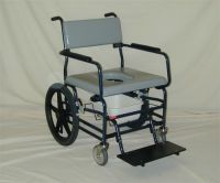 Bariatric Shower/ Commode Chair, Model 720, 600Lb Capacity