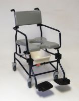 JTG Series Commode Chair Options