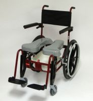 Options For Advanced Folding Shower/Commode Chair