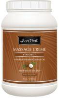 Bon Vital Coconut Massage Creme