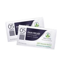 CBD CLINIC™ Level 5 Ointment Samples 1.7g 20/Packets