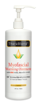TheraBlend® Myofascial Warming Ointment (By the Makers of Cryoderm®)