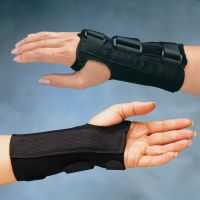 North Coast Med Comfort Cool D-Ring Wrist Splint