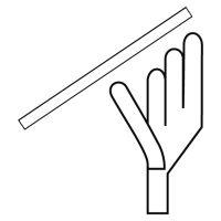 """Orfit Classic Ulnar Drift Splint 1/8"""" Non Perf"""