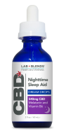 Lab+Blends™ 540 MG CBD Dream Drops Sleep Aid 2 oz.