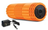 "The Grid Vibe Foam Roller - 12"" Orange"