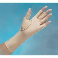 Edema Control Gloves - Half-Finger Compression