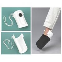 Rigid Sock & Stocking Aid With Patented Heel Guide