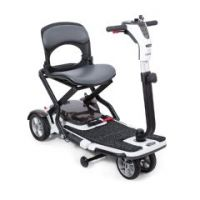 Go-Go Folding 4 Wheel Mobility Scooter Lithium Batteries | FDA Class II Medical Device