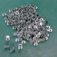 """Aluminum Screw Rivets, 1/4"""" X 1/4"""""""