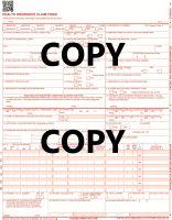 CMS Claim Form