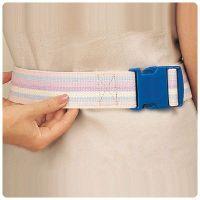 Pastel Stripe Gait Belt