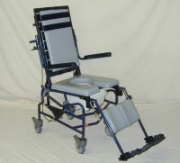 Tilt In Space Plus Shower/Commode Chair- Adult