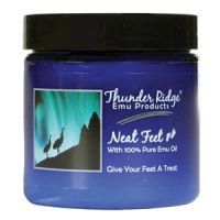 Thunder Ridge Emu Neat Feet 4 Oz