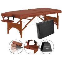 "Master Massage Equipment Fairlane 28"" Table, Cinnamon"