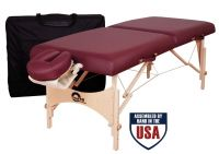 "Oakworks® ""One"" Portable Massage Table Package"