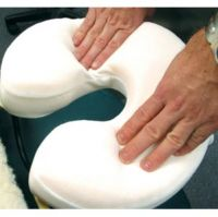 NRG® Memory Foam Face Rest Pad and Cover