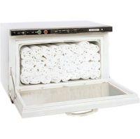 NRG® Hot Towel Cabinet With UV Sterilizer + 24 Free Washcloths